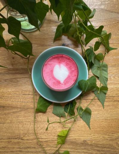 Pink Latte Kafeenn Coffee Shop Quimper & Bénodet
